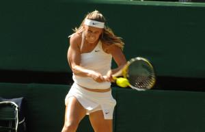 Wimbledon Centre Court Action