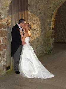 Wedding, Lympne Castle, Kent